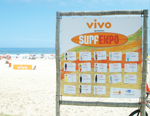 VIVO Expo Surf 2008